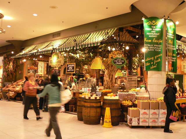Bayview And York Mills Restaurants