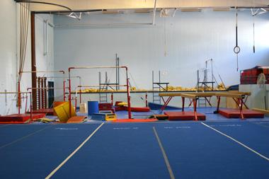 Gymnastics Room For Pinterest