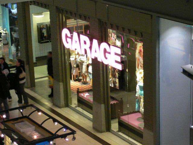 "The Garage Clothing Co - ""Garage"""